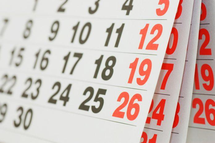 Perioada fiscală pentru impozitul pe venit
