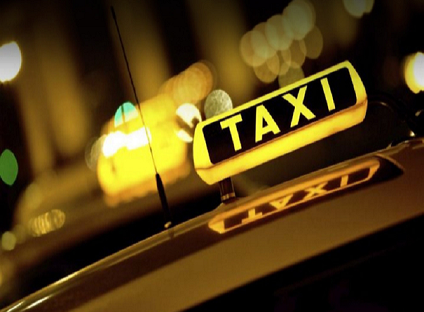 transport în regim taxi fără utilizarea MCC