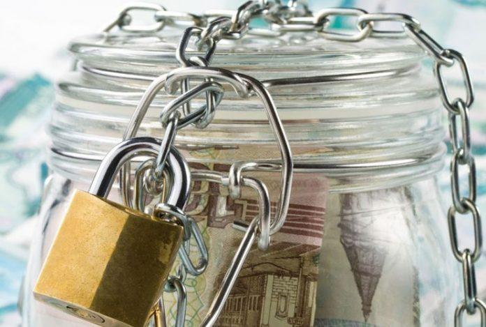 Suspendarea operatiunilor la conturile bancare