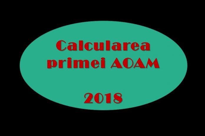 Calcularea AOAM
