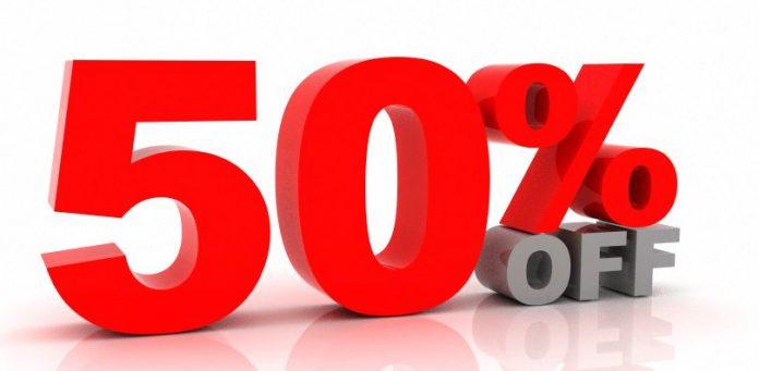 50% reducere la amenzile fiscale